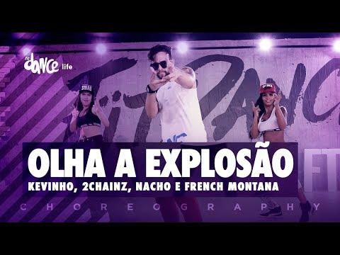 Olha a Explosão - Kevinho, 2chainz, Nacho e French Montana