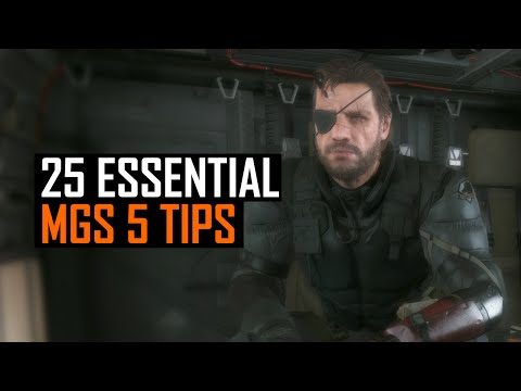 25 Essential Metal Gear Solid 5 Tips - UCk2ipH2l8RvLG0dr-rsBiZw