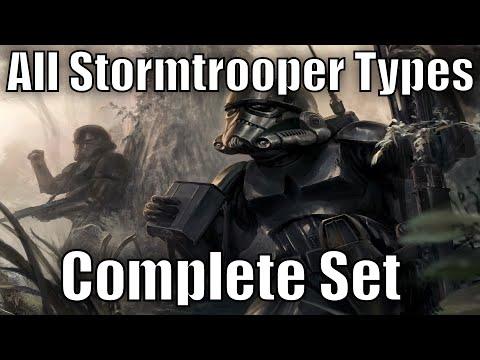 All Stormtrooper Types and Variants - Complete Set - UC6X0WHKm7Po3FlBepIEg5og