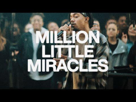 Million Little Miracles  Elevation Worship & Maverick City