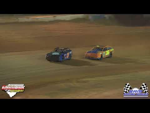Thunder Bomber Feature - Carolina Speedway 6/18/21 - dirt track racing video image