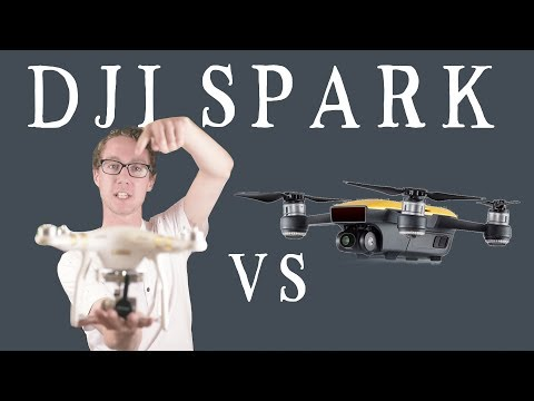 NEW DJI Spark Drone Hand gestured Controlled  (Smallest Drone, DJI Spark vs Mavic) Flight
