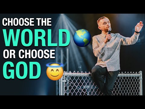 How to NOT be a LUKEWARM Christian! - Choose the WORLD or Choose GOD! Vlad Savchuk