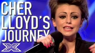 Cher Lloyd's X Factor Journey (All Performances) | X Factor Global