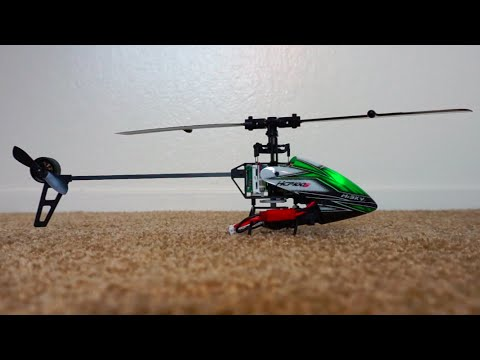 HiSKY HCP100S Dual Brushless Micro Helicopter - Review Video #1 - UCWgbhB7NaamgkTRSqmN3cnw
