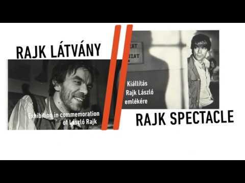 Rajk Látvány – Kiállítás Rajk László emlékére (2019)