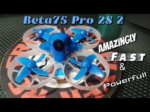 Beta75 Pro 2S  2 - LOS Demo - Crazy Power To Weight Ratio! - UCNUx9bQyEI0k6CQpo4TaNAw
