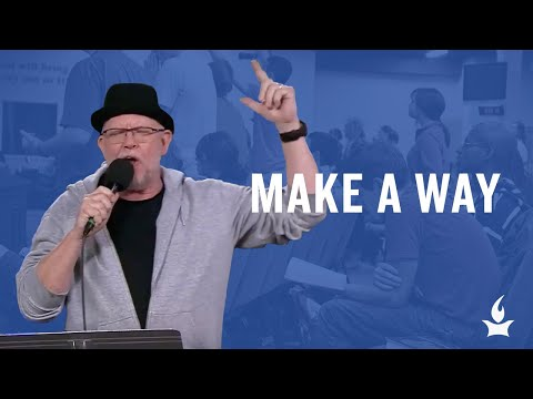 Make A Way -- The Prayer Room Live Moment