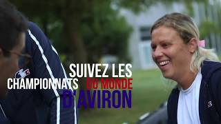L'équipe de France en route pour les Championnats du Monde de Linz 2019 #1