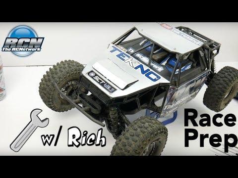 Race Prep - Wrenching w/Rich EP5 - Tekno DB48 - UCSc5QwDdWvPL-j0juK06pQw
