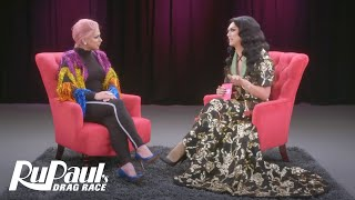 The Pit Stop S11 Episode 1: Manila Luzon & Farrah Moan Recap the Premiere | RuPaul's Drag Race S11