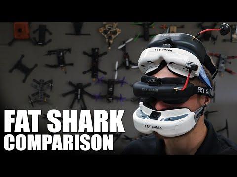 Fat Shark FPV Goggle Comparison | Flite Test - UC9zTuyWffK9ckEz1216noAw