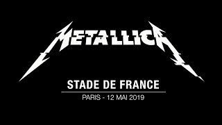Full show DVD multicam @ Stade de France Paris 12 mai 2019