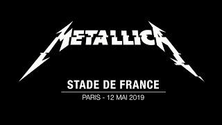 Full show DVD multicam @ Stade de France Paris 12 mai 2019