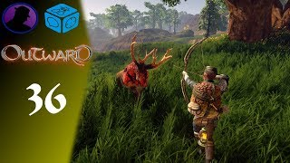Let's Play Outward - Part 36 - The Mushroom Shield!