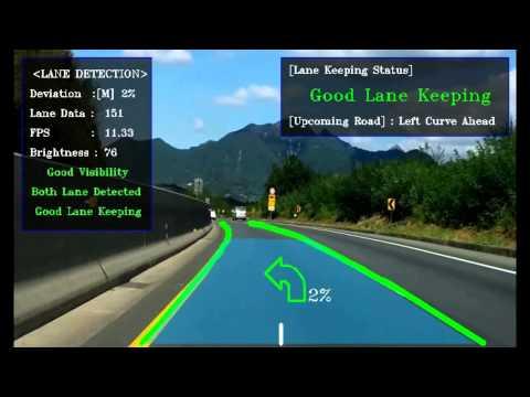 Curved Lane Detection - default
