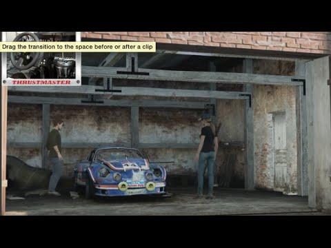 Forza Horizon 2 Lets Play Ep6 Barn Find W Thrustmaster Wheel Cam XB1