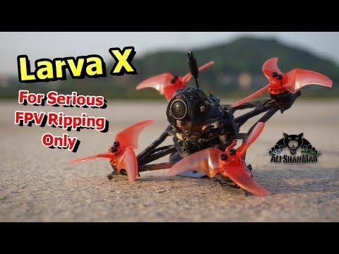 Best Toothpick drone Freestyle Larva X FPV Racing Drone - UCsFctXdFnbeoKpLefdEloEQ