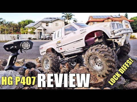 HG P407 Metal 4X4 Scale Truck Review & Diff Break Test - Affordable (Tamiya Bruiser) Replica - UCVQWy-DTLpRqnuA17WZkjRQ