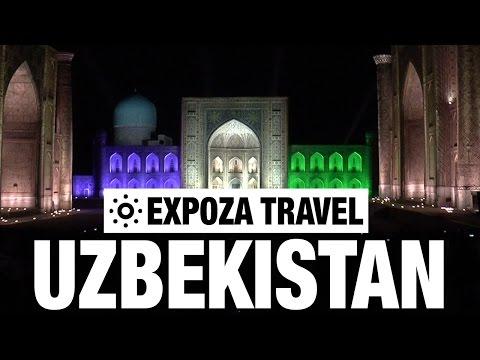 Uzbekistan (Asia) Vacation Travel Video Guide - UC3o_gaqvLoPSRVMc2GmkDrg