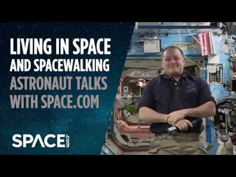 Living in Space and Spacewalking - ISS Astronaut Talks to Space.com - UCVTomc35agH1SM6kCKzwW_g