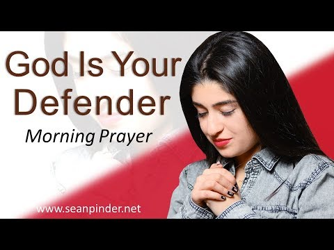 PSALM 3 - GOD IS YOUR DEFENDER - MORNING PRAYER  PASTOR SEAN PINDER (video)
