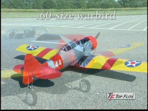 Spotlight: Top Flite AT-6 Texan 60 ARF RC Plane w/Retracts - UCa9C6n0jPnndOL9IXJya_oQ