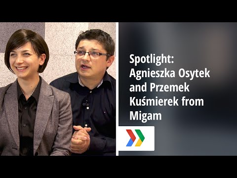 Spotlight: Migam (and neural networks) making life easier for the deaf community - googledevelopers