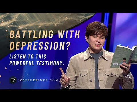 Battling With Depression? Listen To This Powerful Testimony  Joseph Prince