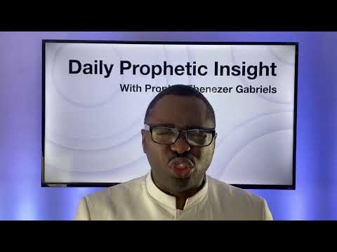 God's Mercy Will Deliver those in Captivity by their Own Accord - August 2, 2020 Prophetic Insight