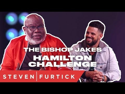 The Bishop Jakes Hamilton Challenge  Pastor Steven Furtick