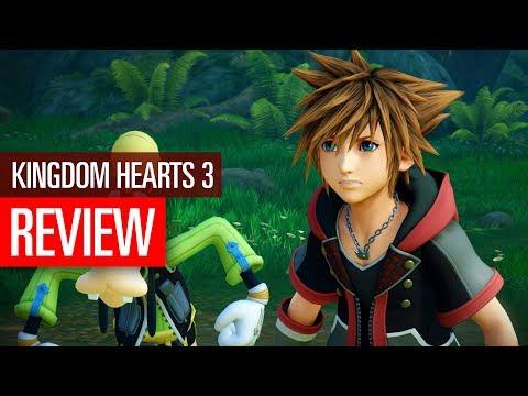 Kingdom Hearts 3 | REVIEW | Das Finale der Disney-Crossover-Saga - UCWVmTAYeA--m-6MDNsxp4Ow