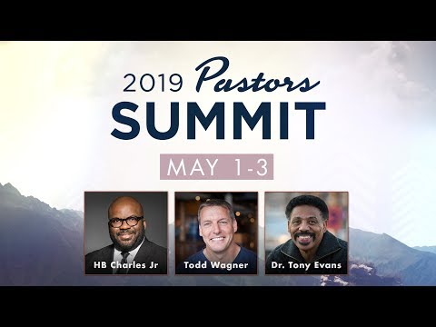 Kingdom Agenda Pastors Summit 2019