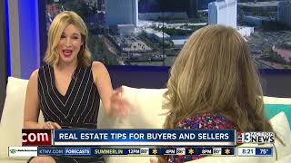 Realtor Kirsten Larsen shares tips for buyers and sellers