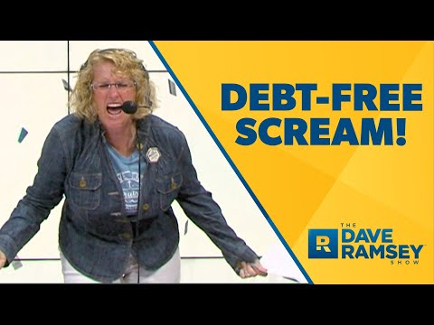 Donna's INSPIRATIONAL Debt-Free Scream (Paid Off $120,000 in 16 Months)