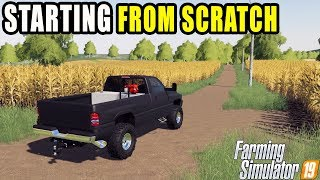 STARTING MY FARM! ON OUR DEDICATED SERVER | MULTIPLAYER