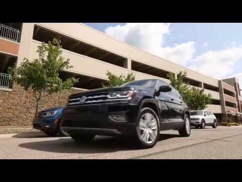 Knowing Your VW: 2018 Volkswagen | Park Assist - UC5vFx0GahDIWLMFm5j2_JZA