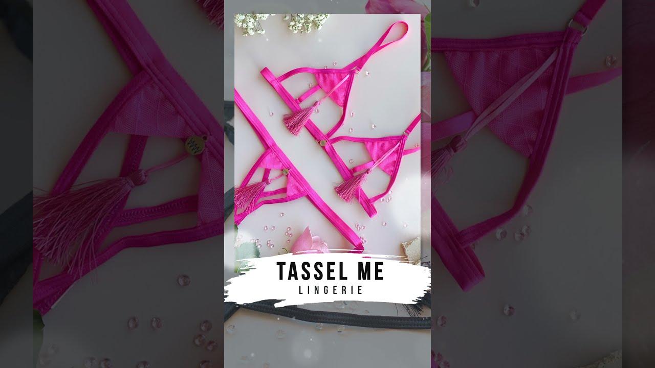 Tassel Me: WW's Naughtiest Lingerie #shorts