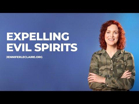 Expelling Evil Spirits (Prophetic Prayer & Prophecy)
