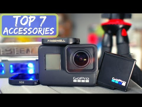 GoPro Hero 7 TOP 7 Accessories: Case, Filters, Batteries, Charger and More! - UCZDeyDl9zh65Zm5Tp7df0eQ