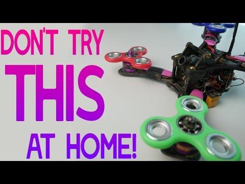Fidget Spinner Drone?!?! - UCY7665j3ehgIqfibxTz7RwA
