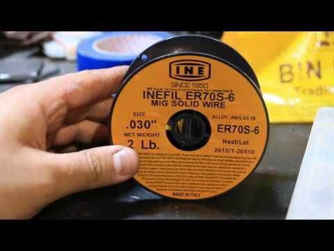 تقرير بسيط عن جهاز اللحيم ( Lincoln 180 easy MIG) - UCMcKpO0f2J31Yr1wR9Uj_zw