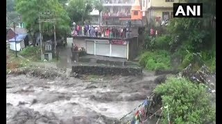 Situations like devastation due to cloudburst in Himachal, havoc in Uttarakhand too