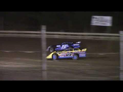Hummingbird Speedway (7-10-21): Carns Equipment Super Late Model Feature - dirt track racing video image