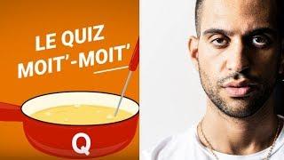 Mahmood répond à notre quiz moit'-moit'