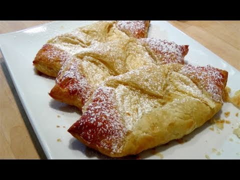How to make Cheese Danish - Recipe by Laura Vitale - Laura in the Kitchen Episode 71