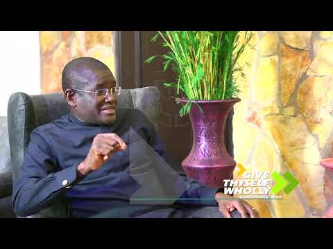 PreConference Interview with Bishop EAT Sackey and Bishop Eddy Addy (Give Thyself Wholly Conference)