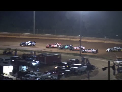 Modified Street at Lavonia Speedway August 13th 2021 - dirt track racing video image