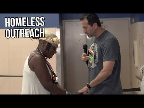 Heart-Moving: Homeless Outreach, Then This Happens...