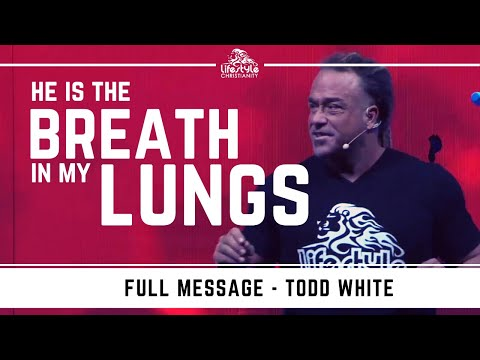 Todd White - He is the Breath in our Lungs